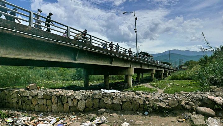 Colombia's Migrant Crisis