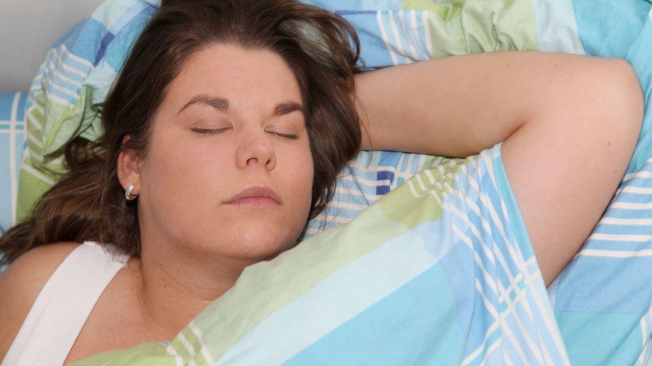 Schlafstörungen erhöhen Schlaganfallrisiko