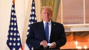 Trump schnappt nach Luft