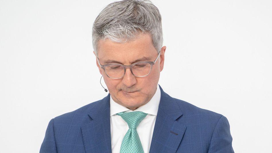 Ex-Audi-Chef Stadler (Archivbild)