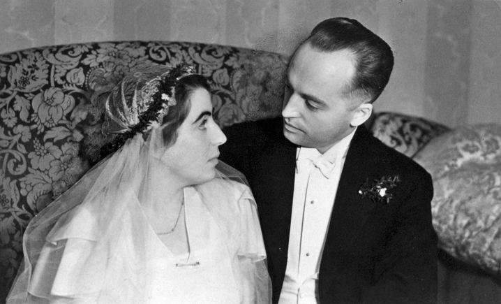 Hochzeit 1932