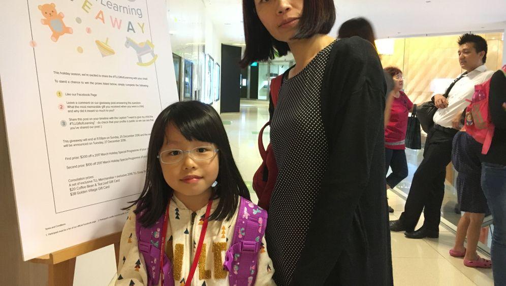 Pisa-Testsieger Singapur: Wo schon Kindergartenkinder zwölf Stunden am Tag lernen