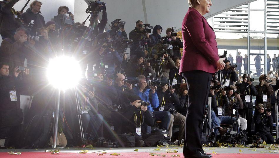 Angela Merkel (Archivbild)