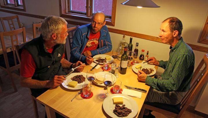 Grönland-Tour: Zurück in den Alltag