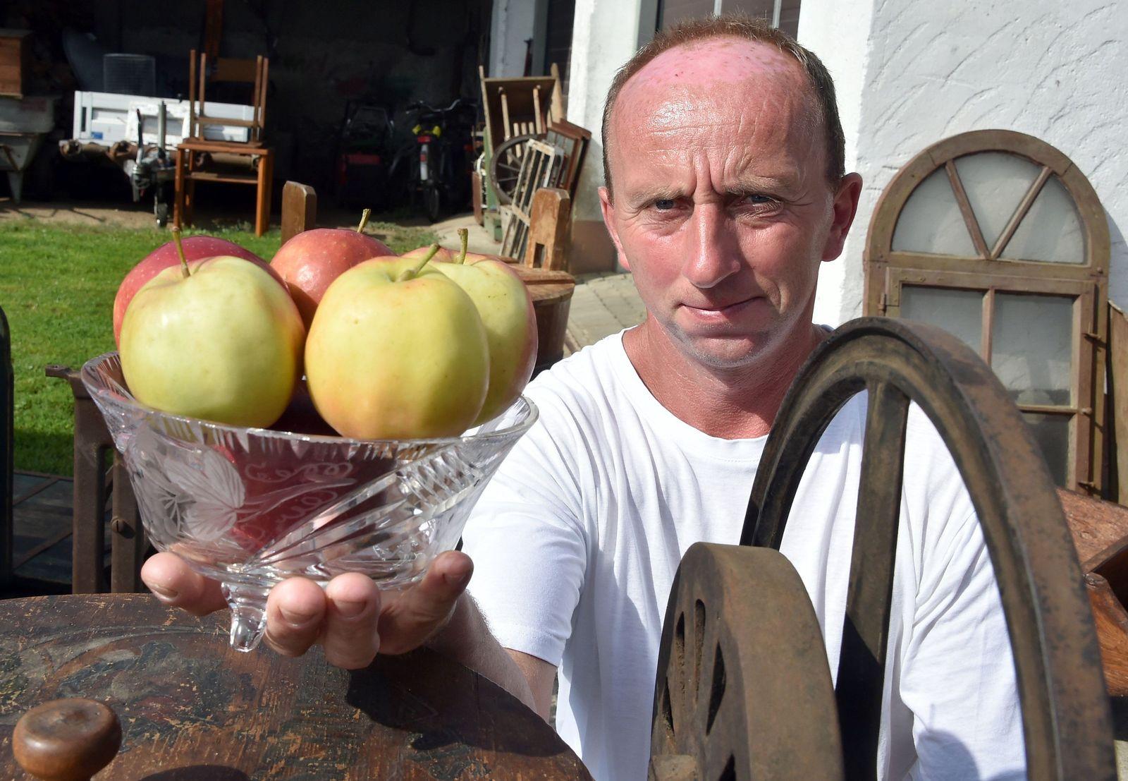 Streit um Apfelköniginnen-Wahl landet vor Gericht