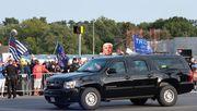 Trumps Tour zu seinen Fans