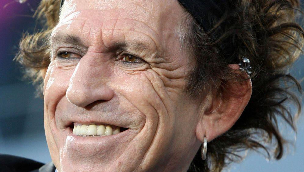 Keith Richards: Eine Legende teilt aus