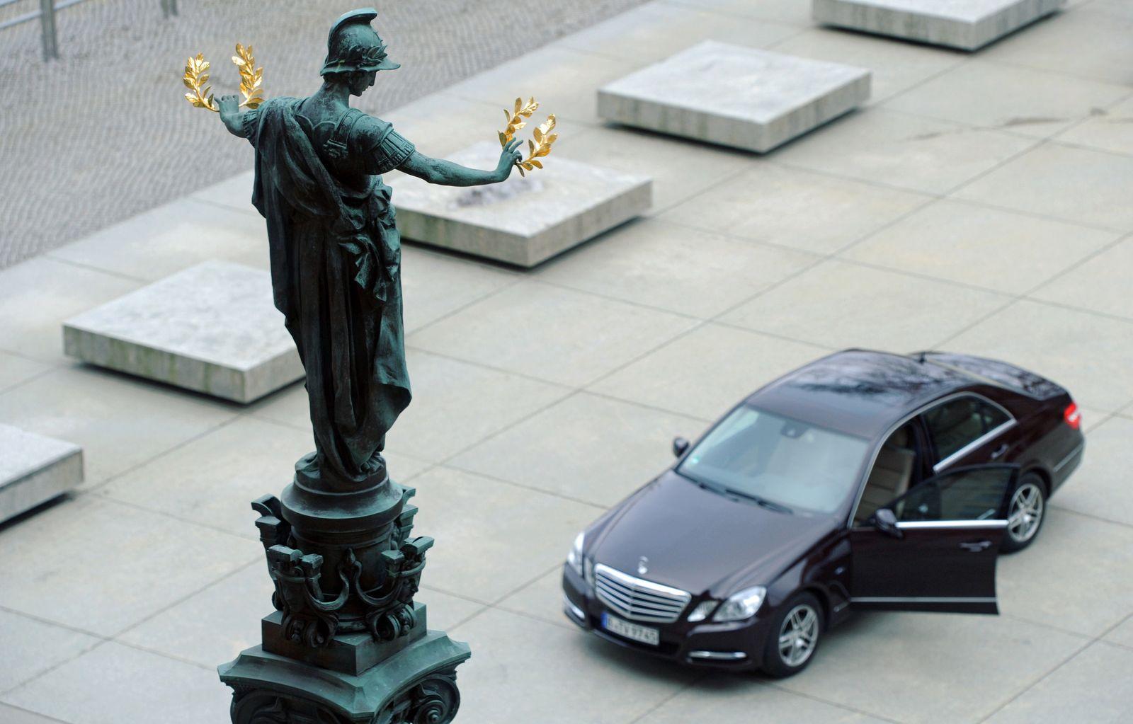 Bundestags-Fahrbereitschaft