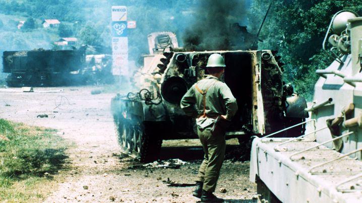 Jugoslawienkrieg: Rückfall in die Barbarei
