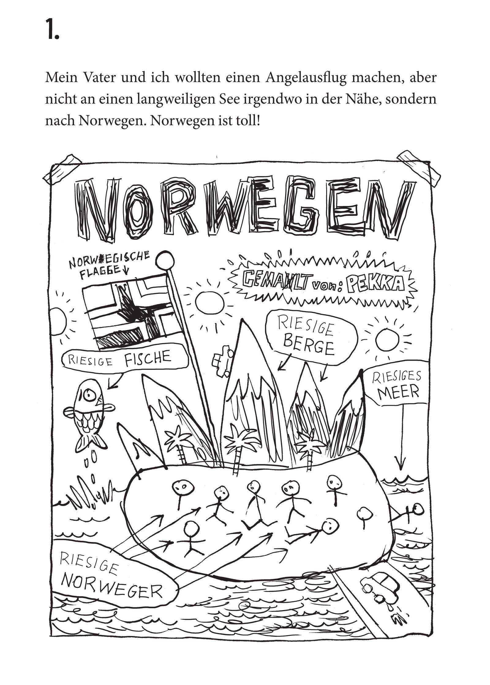 EINMALIGE VERWENDUNG Leben/ Bildung/ Kinderbuch/ Timo Parvela