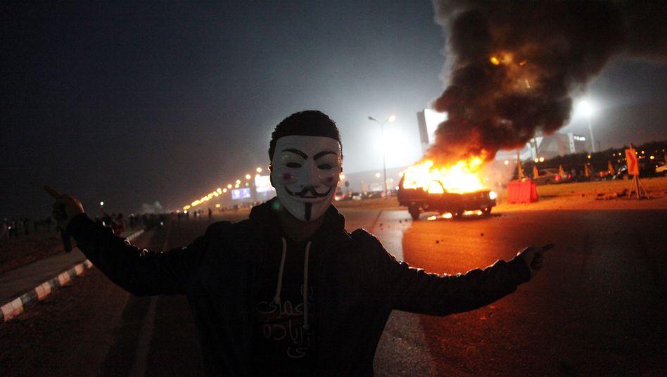 Ausschreitungen in Kairo: Vorerst keine Fans mehr im Stadion