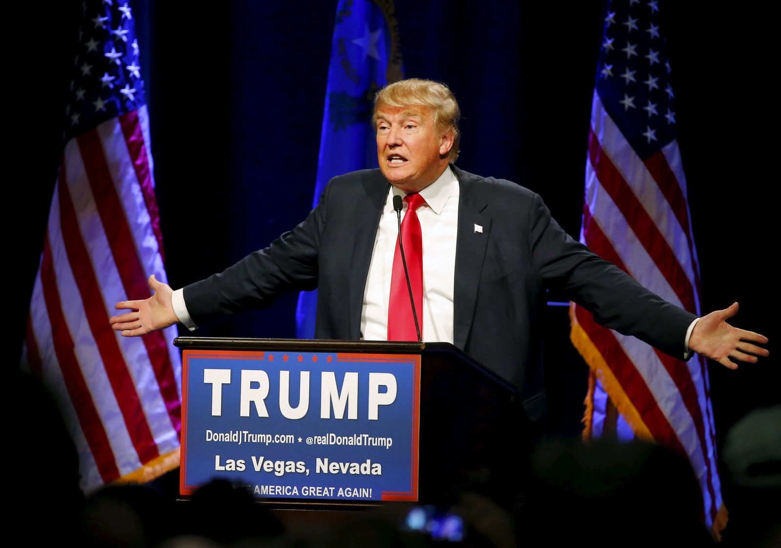 Donald Trump / Las Vegas