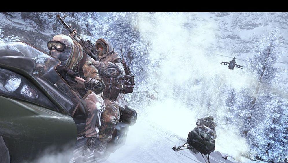 Angespielt: Call of Duty: Modern Warfare 2