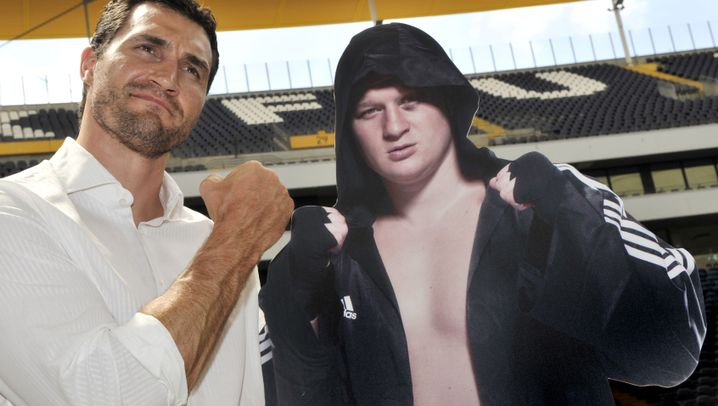 Boxer Powetkin: Russischer Krieger