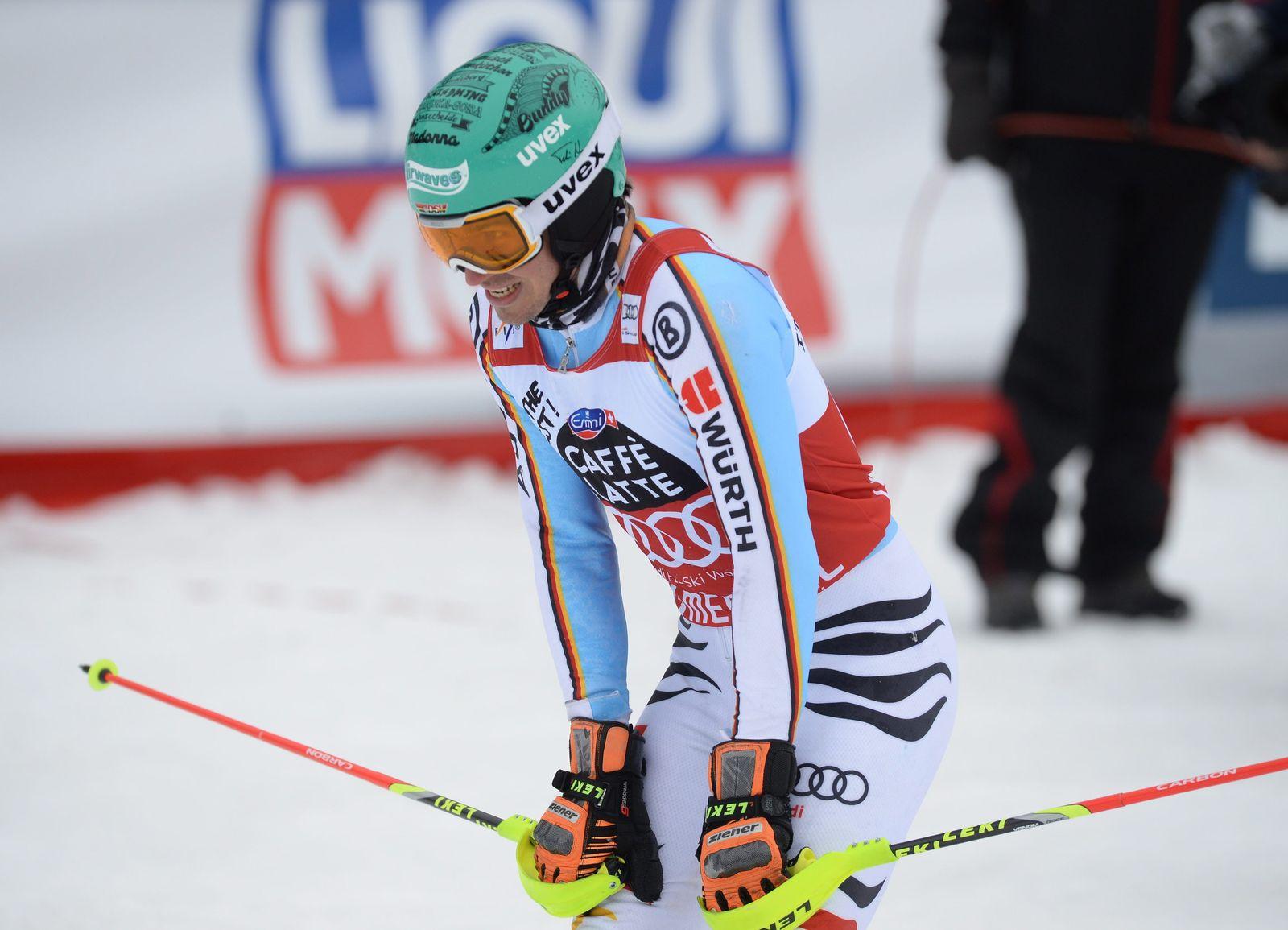Alpine Skiing World Cup in Meribel