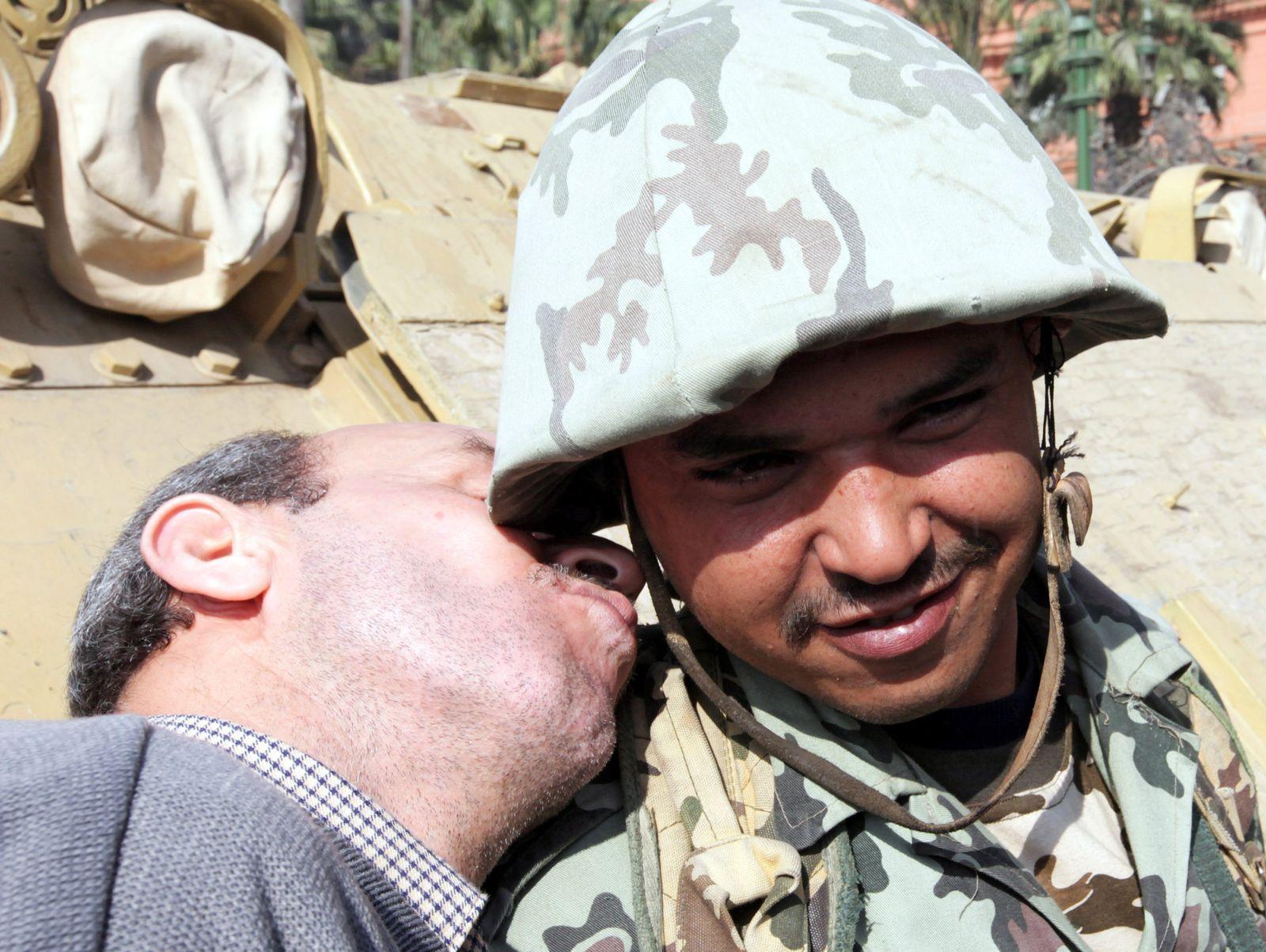 Ägypten / Militär