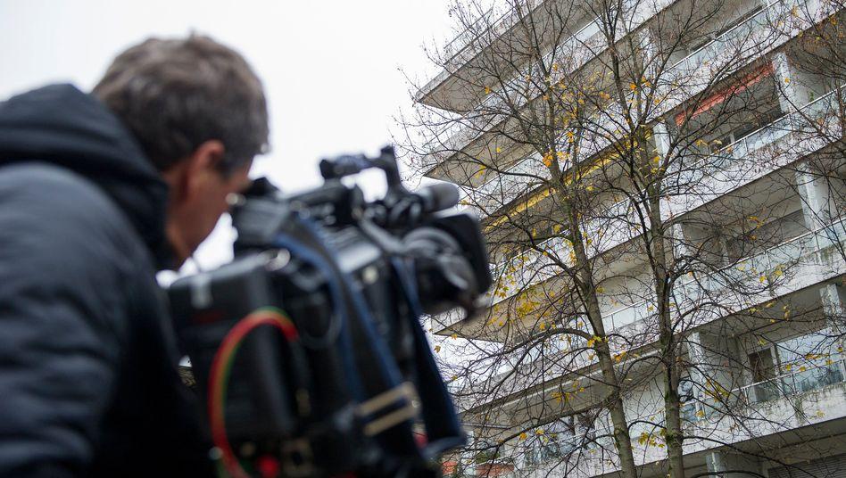 """Kameramann vor der Wohnung von Gurlitt: """"Zu viel Zeit vergangen"""""""