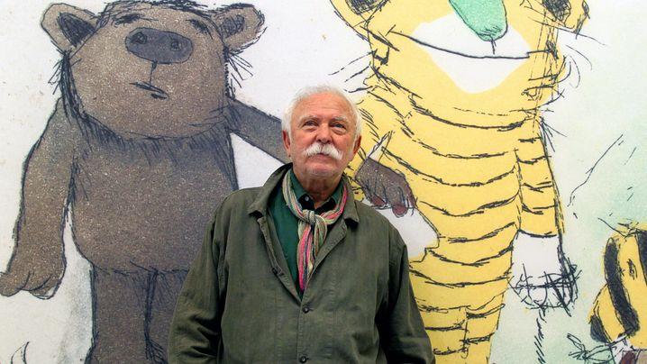 Kinderbuchautor Janosch: Schnuddel, Kleiner Bär und Tigerente
