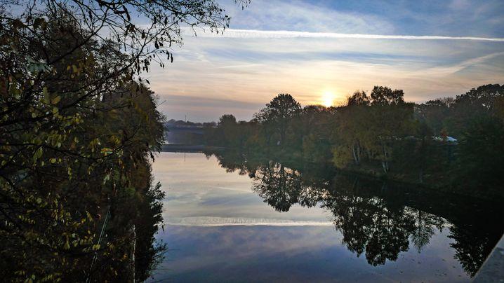Wandern in Deutschland: Zur Teufelsmauer und Klostern