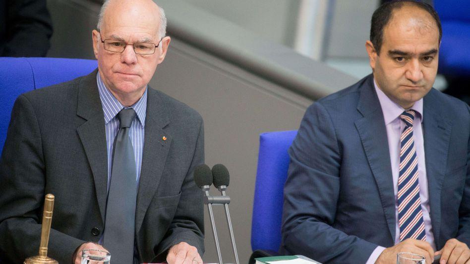 Attacke auf türkischstämmige Abgeordnete: Bundestag verurteilt Erdogans Rassenrhetorik