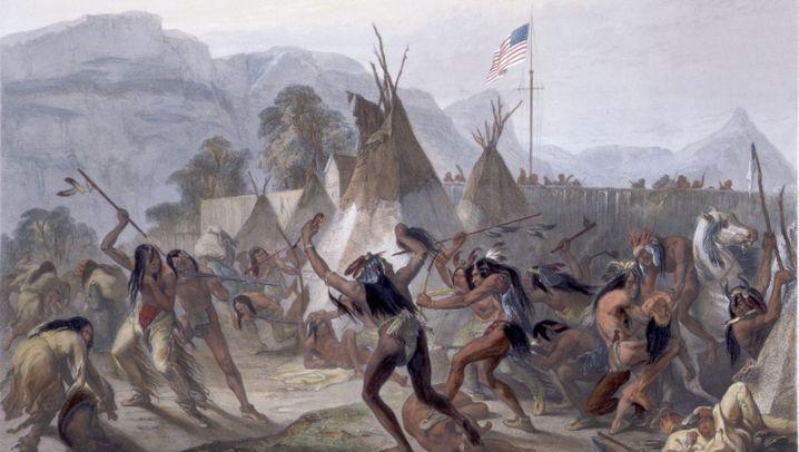 Forschungsexpedition zu den Indianern: Das Ende des Wilden Westens