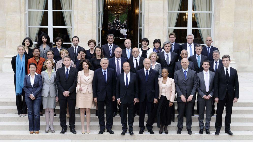 Frankreich: Die Millionen der Minister