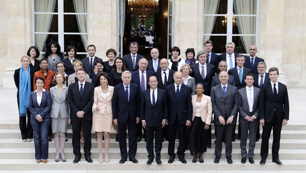 Hollandes Kabinett: Weggefährten und Senkrechtstarter