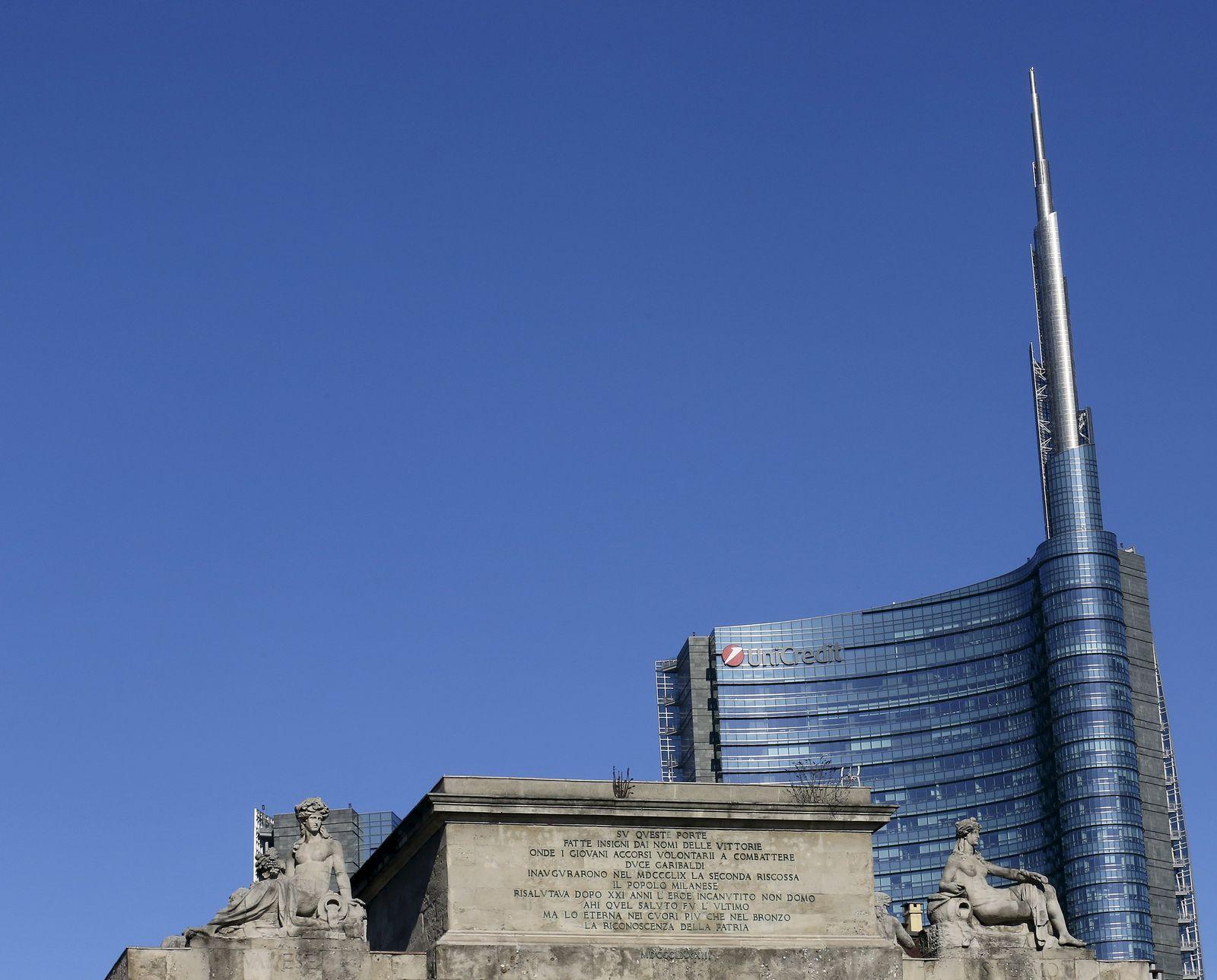 Unicredit / Zentrale / Mailand