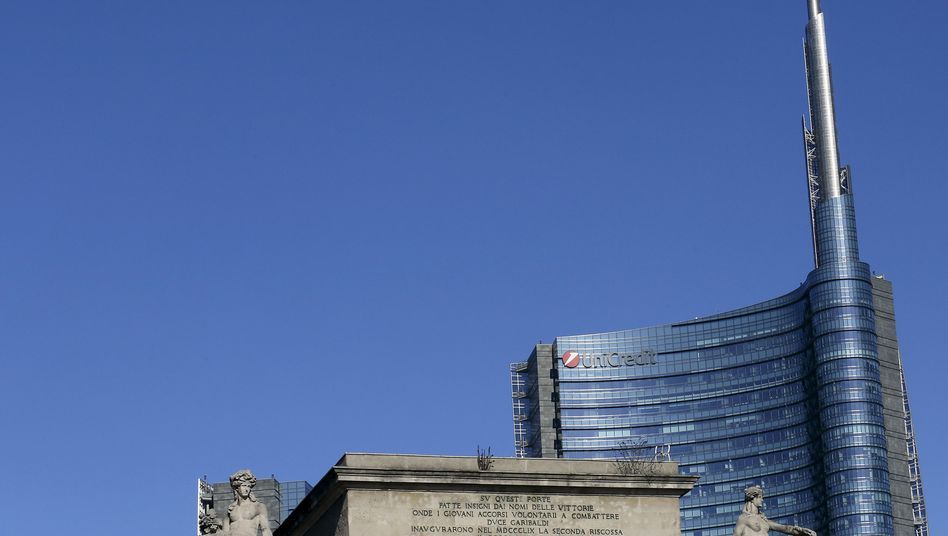 Unicredit-Zentrale in Mailand