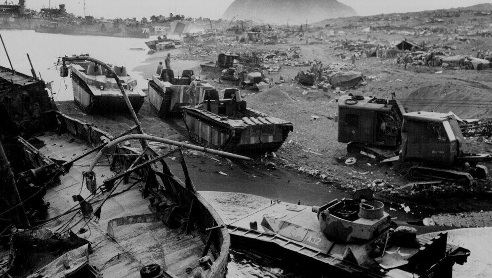 Sturm auf Iwojima: Von der Festung zum Massengrab
