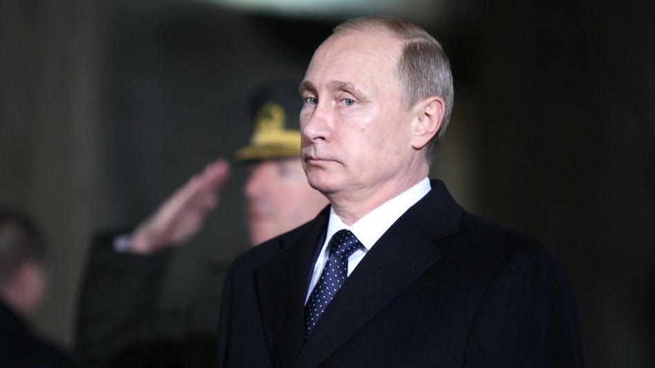 Russlands Präsident Putin: Währungskrise lässt Öleinnahmen sogar steigen