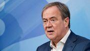 Ministerpräsident Laschet zur Flutkatastrophe in NRW