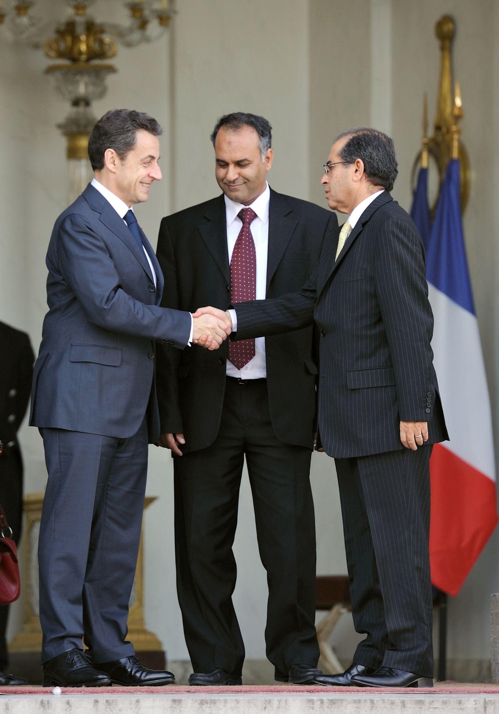 FRANCE-LIBYA-POLITICS-UNREST-DIPLOMACY