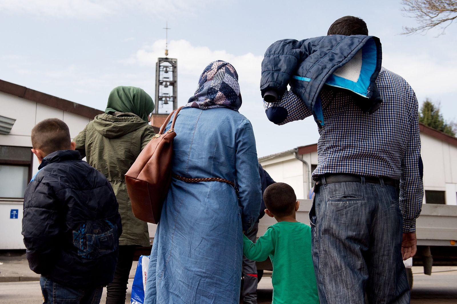 Flüchtlinge/ Familiennachzug