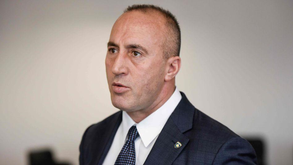 Ramush Haradinaj: Vorladung durch Sondergericht