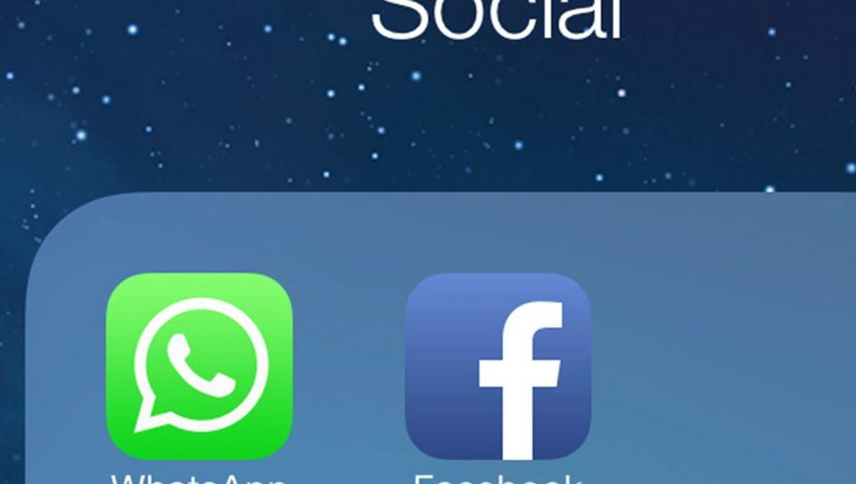 Apps auf einem iPhone: Boykott wegen Datenschutzbedenken