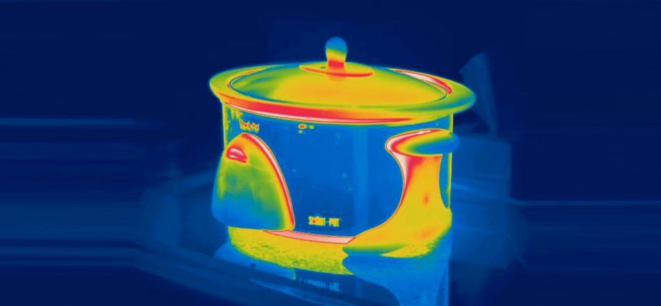 """Druckkochtopf (Symbolbild): Dieses """"brutale Mittel des Kochens"""" soll in Frankreich zu Tausenden als Atommüll-Behälter eingesetzt werden"""