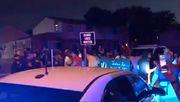 Schwarzer Mann bei Polizeieinsatz angeschossen
