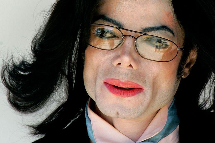 Michael Jackson: gründlich verkorkst