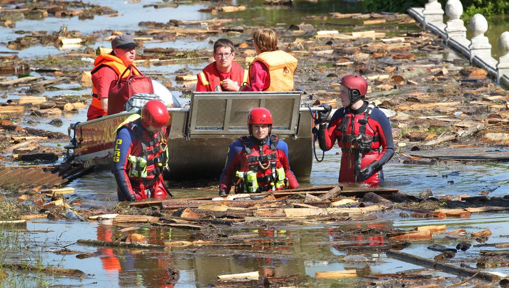 Photo Gallery: Europe Battles Flood Damage