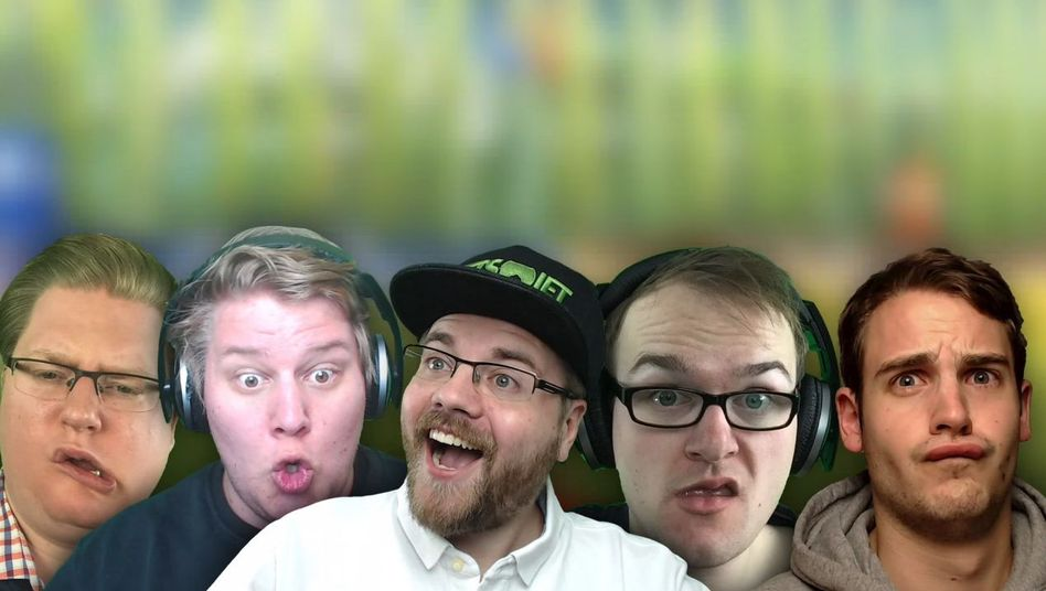Gaming-Truppe PietSmiet
