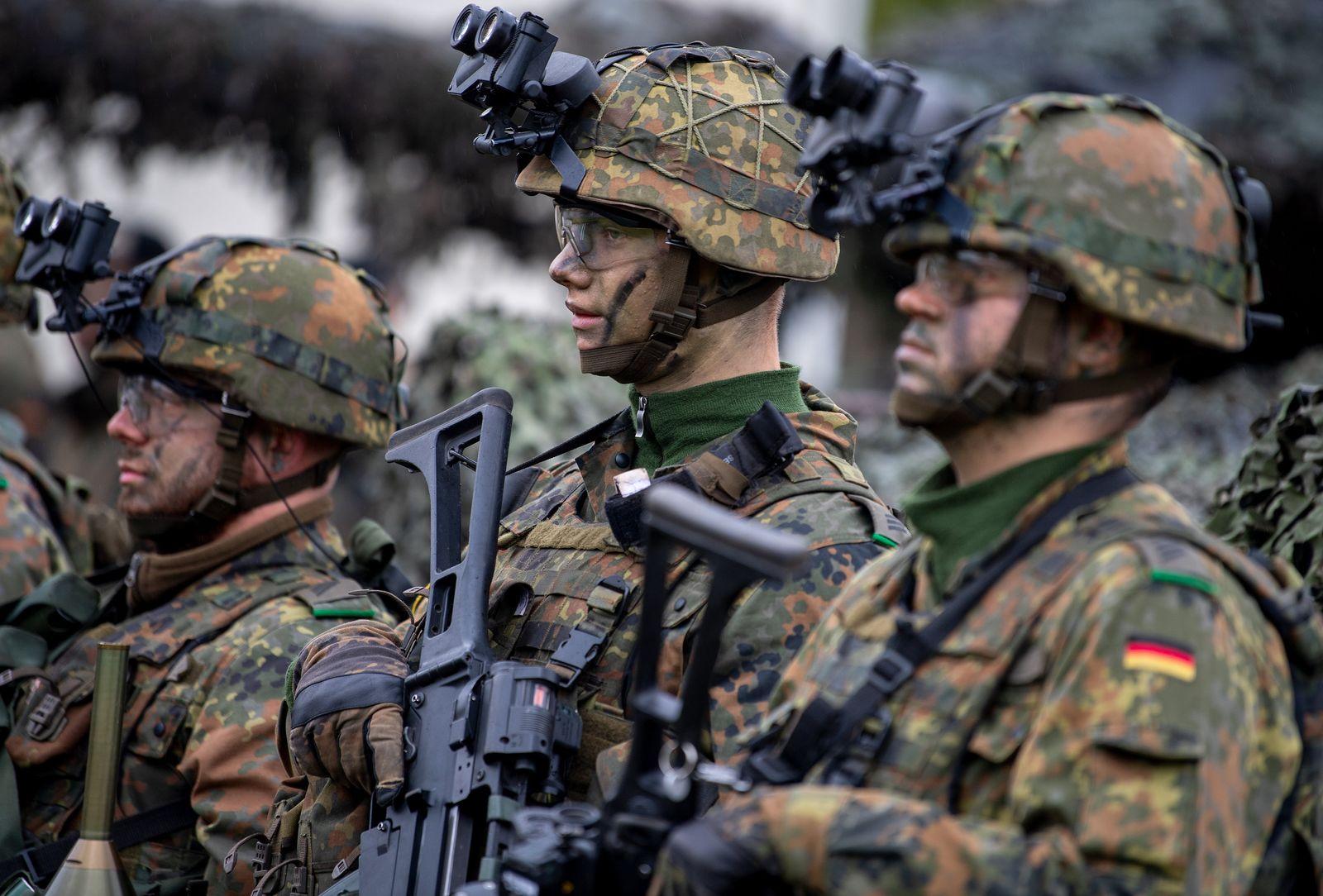 Verteidigungsausgaben könnten 2020 auf 50 Milliarden Euro steigen