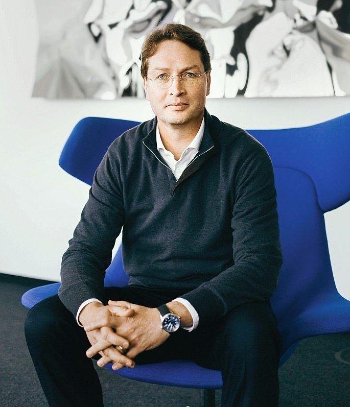Daimler head Ola Källenius