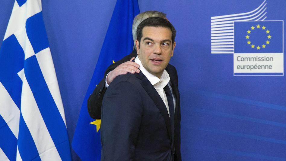 Griechischer Ministerpräsident Alexis Tsipras: Mutige und richtige Entscheidung