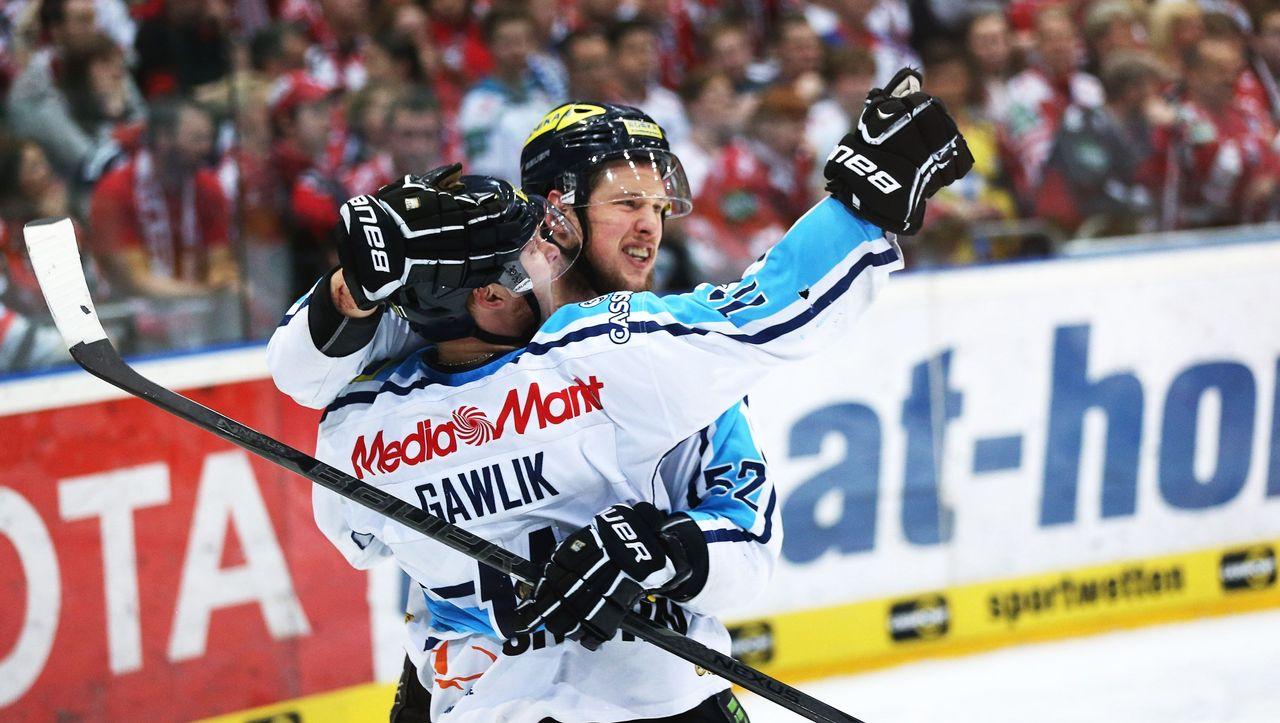 Eishockey Deutscher Meister