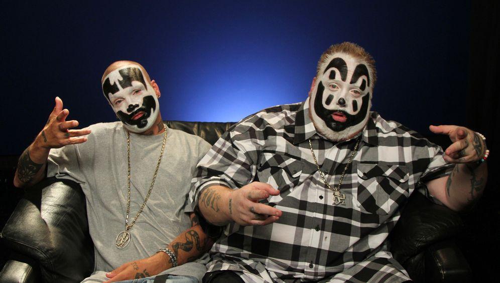Rapper gegen FBI: Die Klage der Clowns