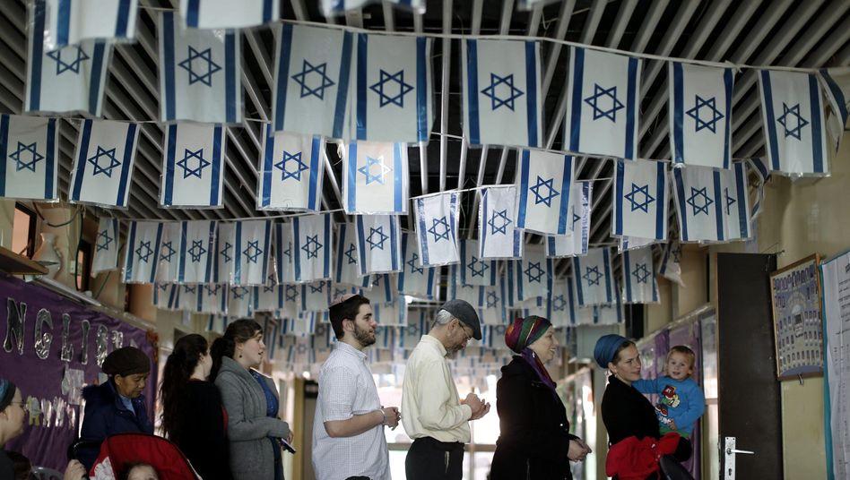 Mögliche Wahlergebnisse in Israel: K.o.oder Koalition