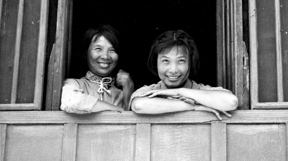 """Maos Frau: """"Sex funktioniert nur am Anfang. Auf Dauer ist es Macht, die das Interesse am Leben hält"""""""
