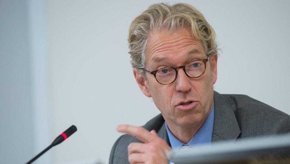 Vorstandsvorsitzender der Kassenärztlichen Bundesvereinigung (KBV) Andreas Gassen