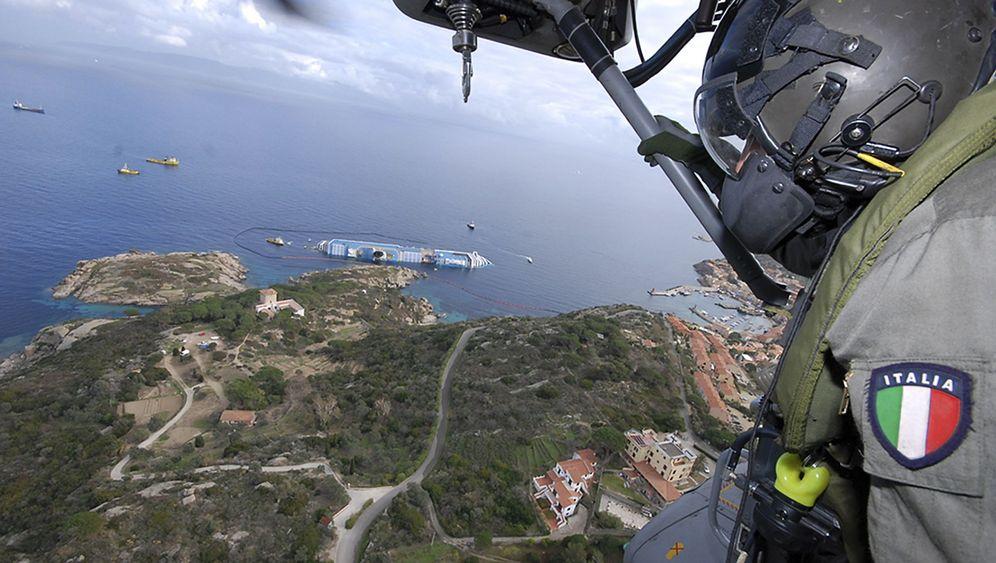 """""""Costa Concordia"""": Evakuierung in der Nacht"""
